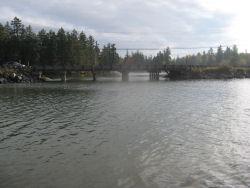 California creek bridge